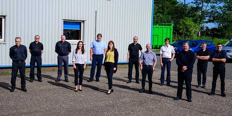 Martin Precision Engineering - Our Team